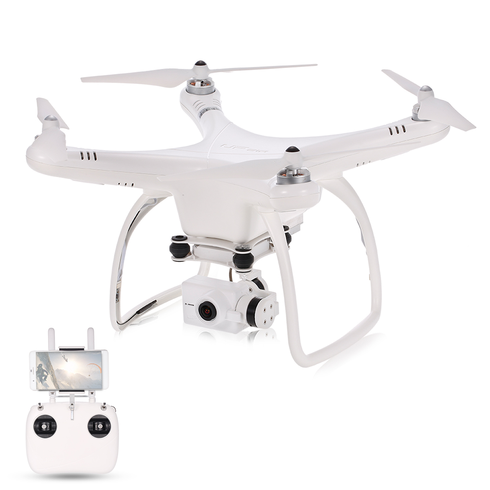 Get 20 USD Off For Upair One Plus 16MP Camera Quadcopter with code  Only $299.99