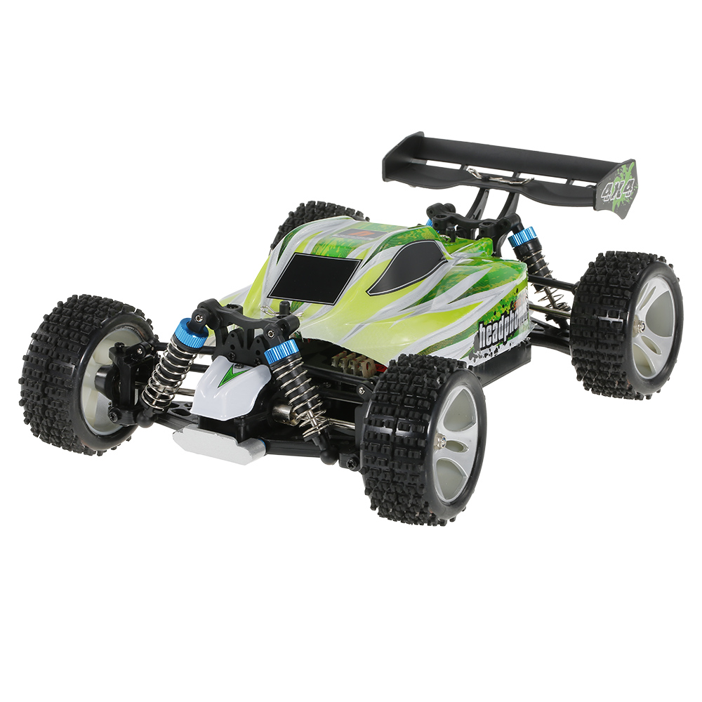 Get 6 USD Off For WLtoys A959-B 2.4G 1/18 RC Car with code  Only $53.99