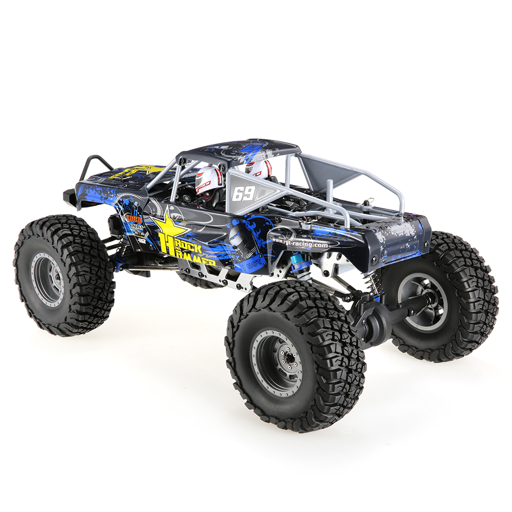 Get $20 USD Off For HSP RC Crawler Rock Racer Off-road Climbing Car with code  Only $159.99 +free shipping