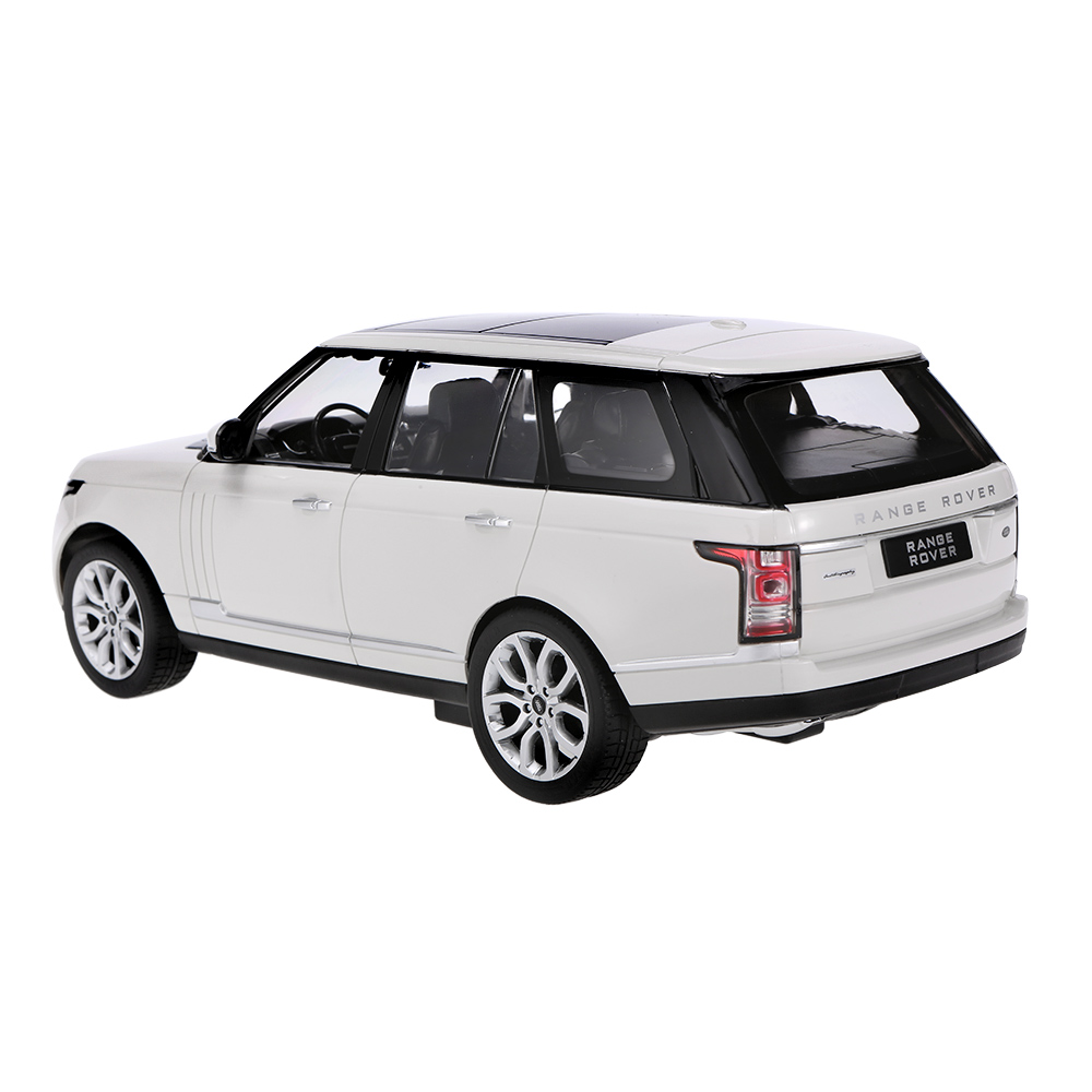 white rastar 49700 1 14 land range rover sport 2013 version car remote control car toy boys gift. Black Bedroom Furniture Sets. Home Design Ideas
