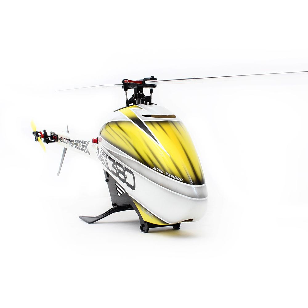Elicottero 3d Model : T rex nitro pro best d helicopter for aerobatics slow mo