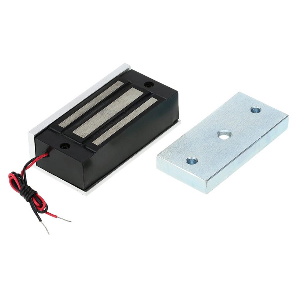 Sólo 27.63€, 60KG / 132lb cerradura magnética eléctrica Fail seguro ...