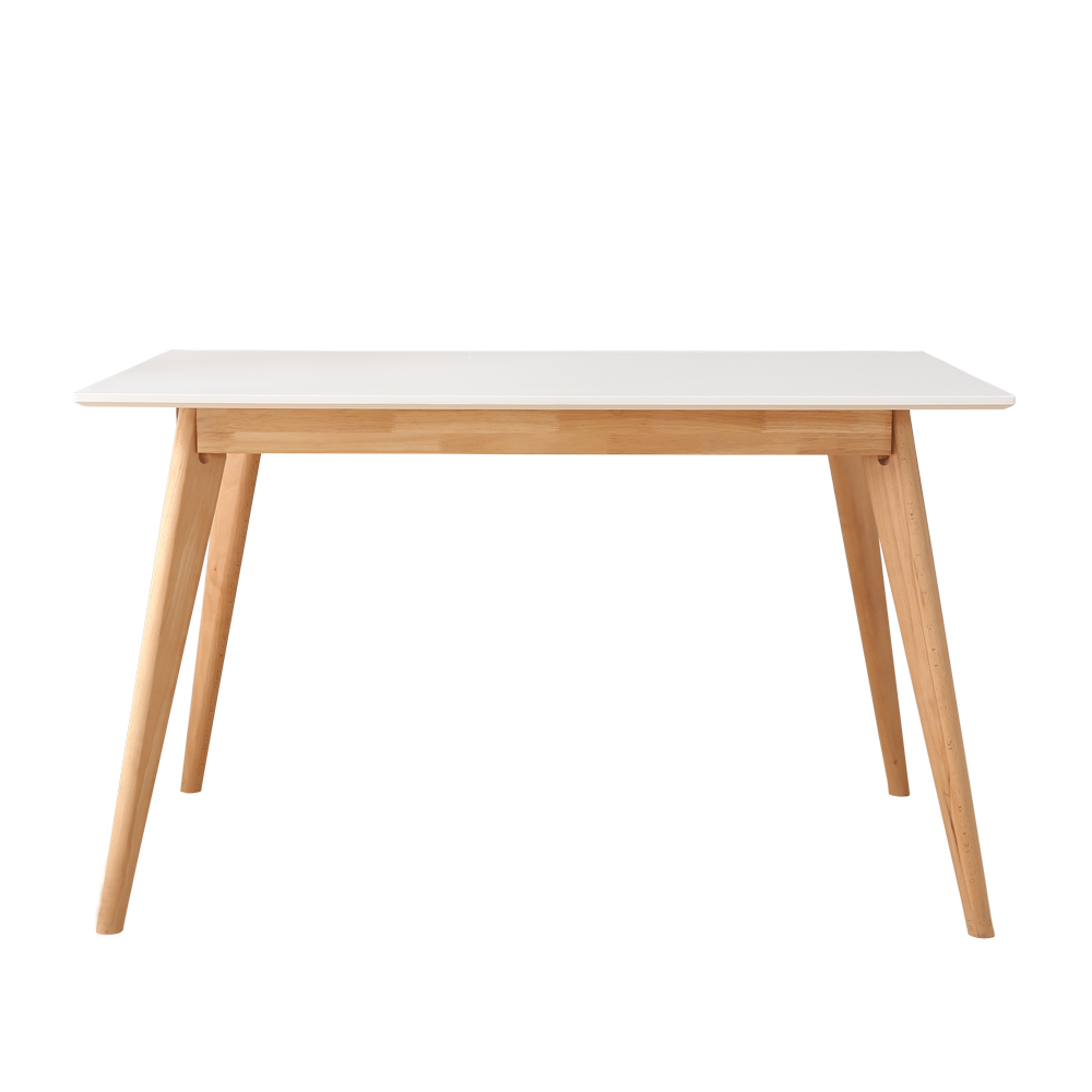 table de salle manger extensible 6 8 personnes design scandinave