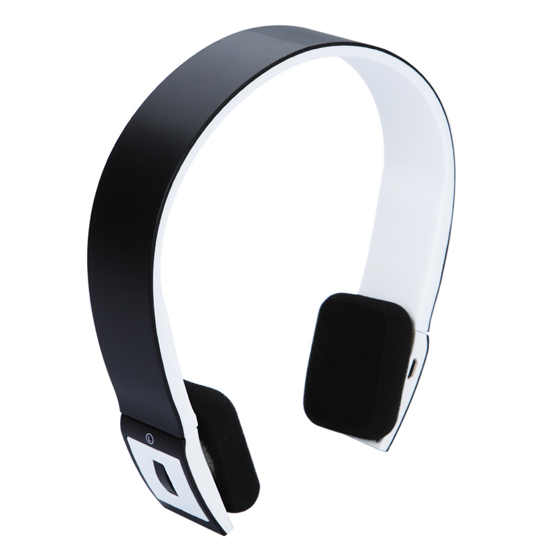 2 4g Wireless Bluetooth V3 0 Edr Headset Headphone With Mic For Iphone Ipad Smartphone Tablet Pc Black