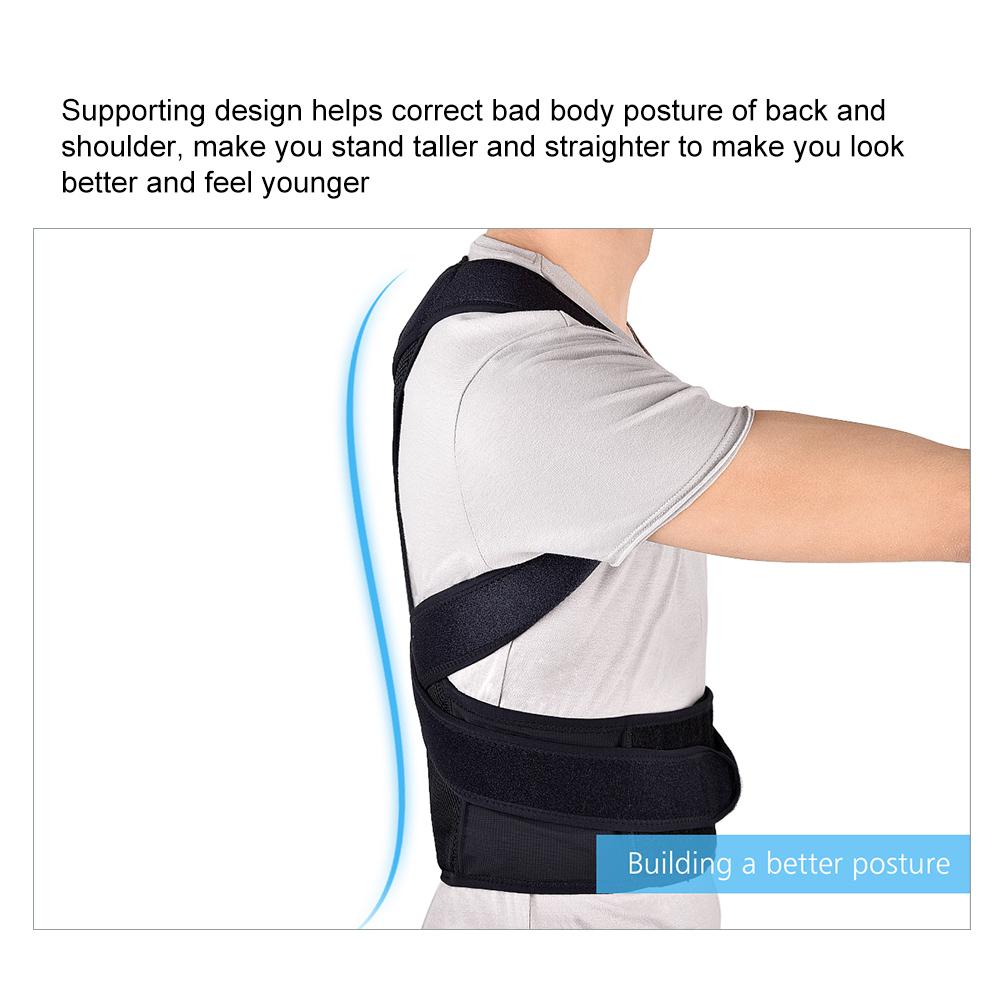 Posture Corrector Shoulder Elastis Buy At Amazon
