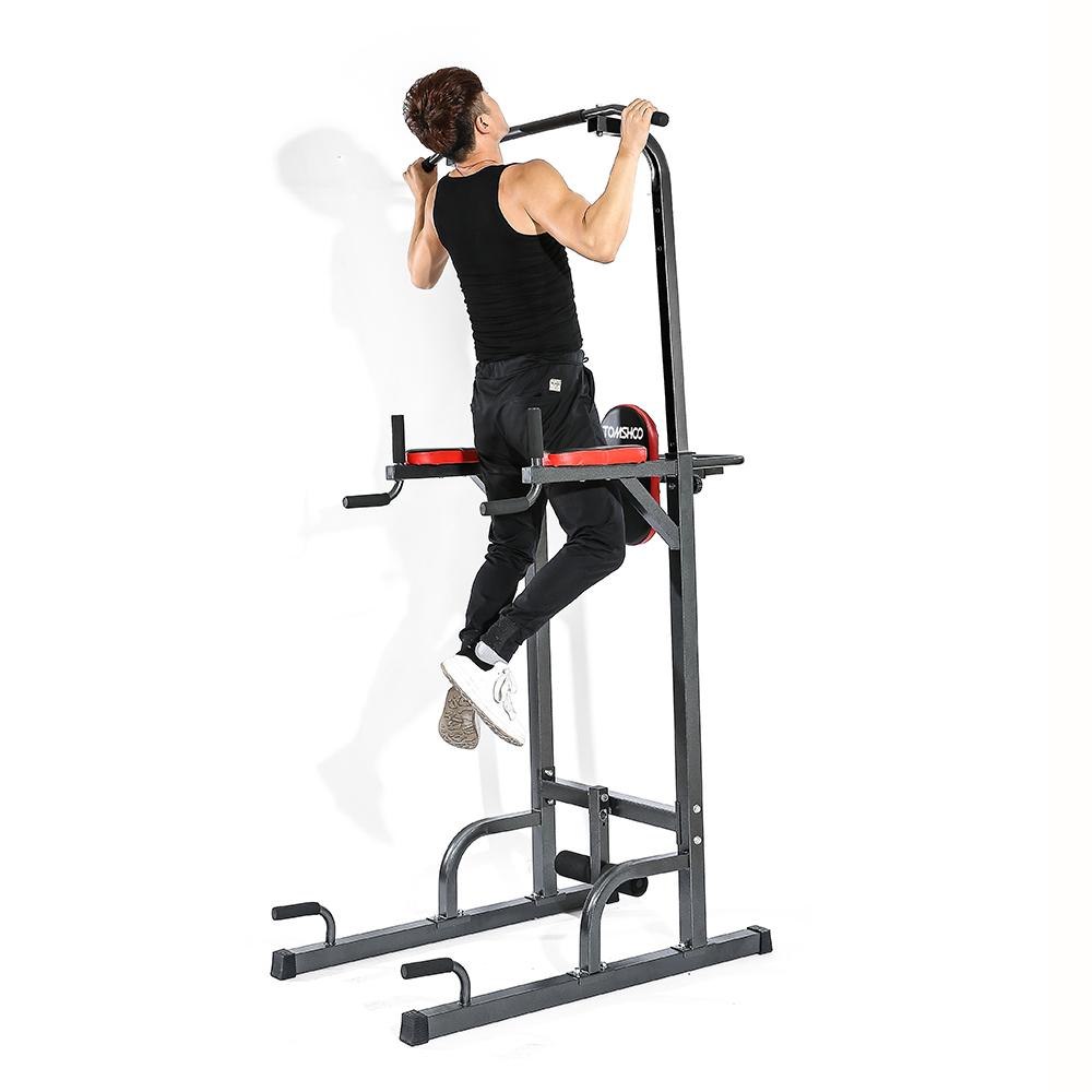 30 Best Gym Gloves Australia Images On Pinterest: TOMSHOO Adjustable Fitness Equipment Home Gym Sturdy Steel