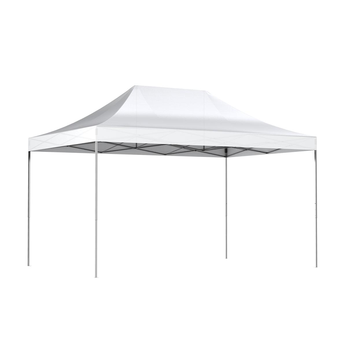 tonnelle pliante acier 30 polyester 180g m. Black Bedroom Furniture Sets. Home Design Ideas