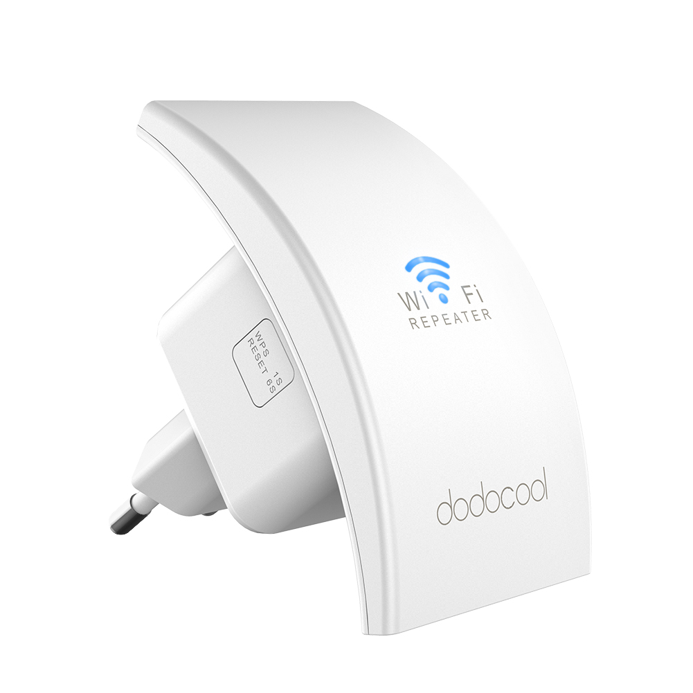 N300 Wall Mounted Wireless Range Extender-dodocool com