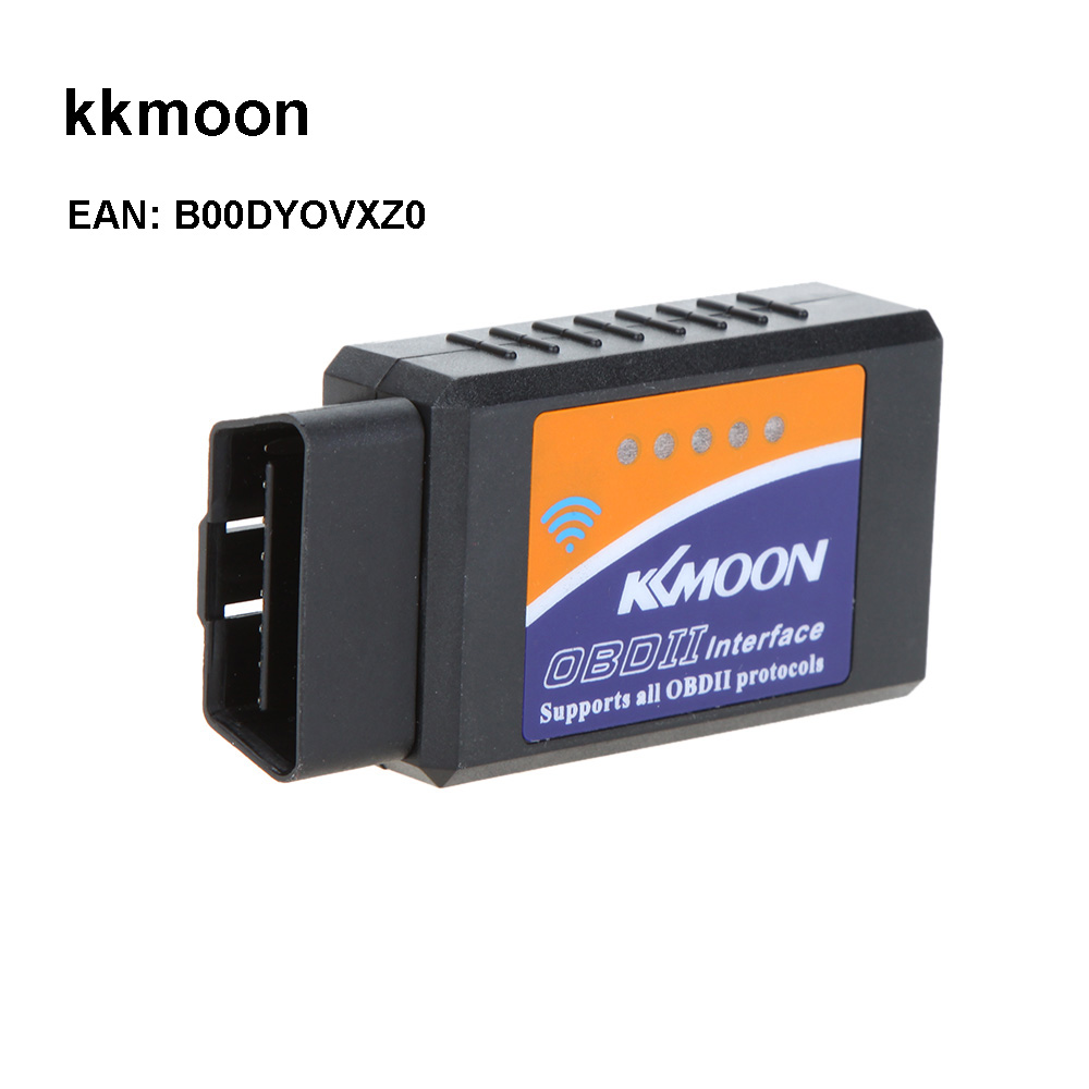 KKmoon Wi-Fi OBD 2 II Car Diagnostic Interface Scanner