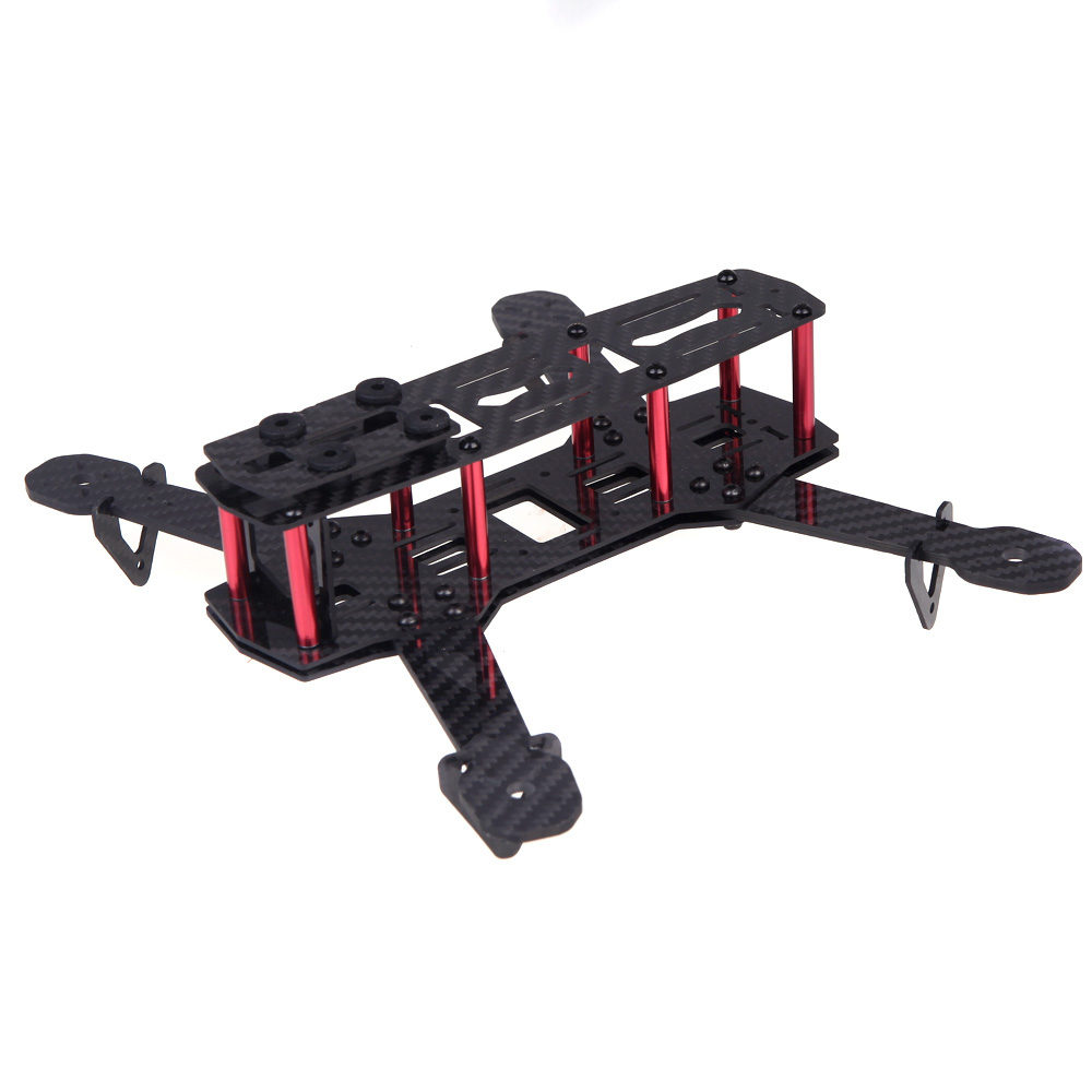 New Mini MH250 H250 Carbon Fiber FPV Racing Drone Frame Kit RC ...