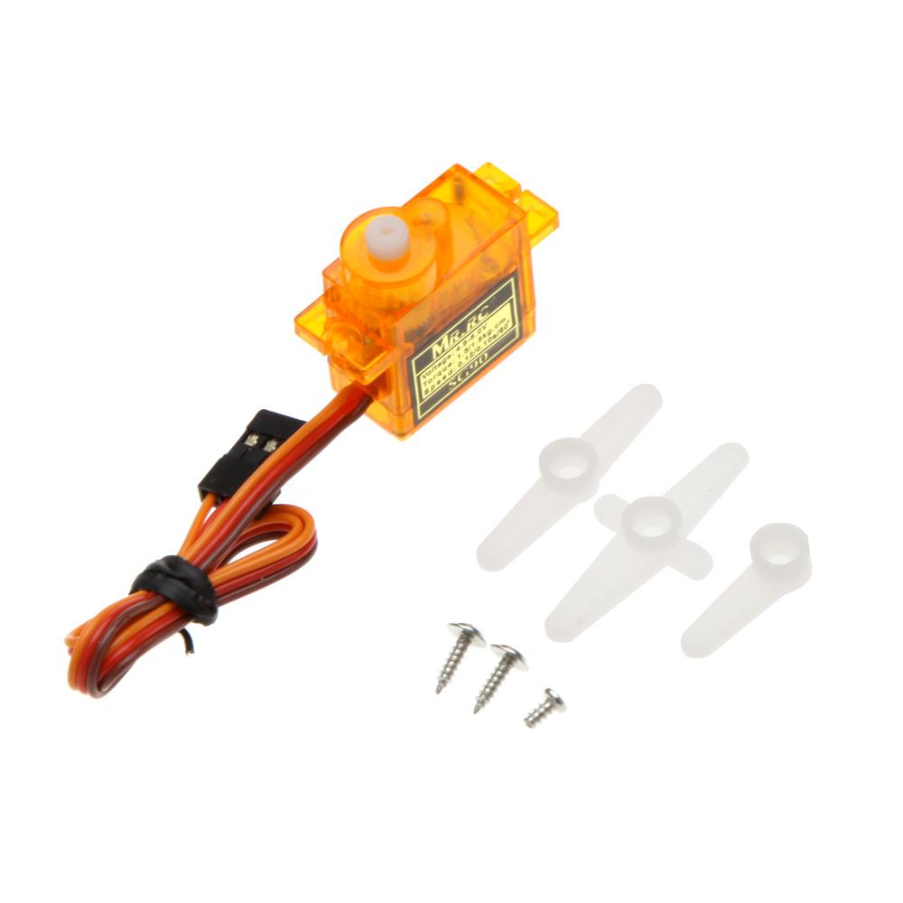 Piatto Oscillante Elicottero : Mr rc alta precisione mini ingranaggi micro sg g servo