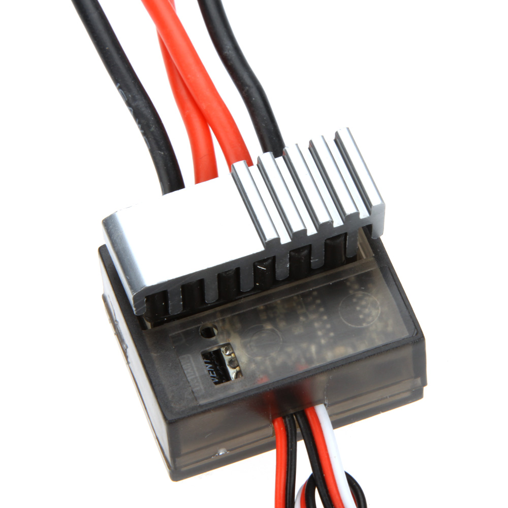 High Quality 1 8 10 Rc Car Truck Boat 320a Brushed Brush Speed 1958 House Wiring Controller Esc W Reverse 48 74v