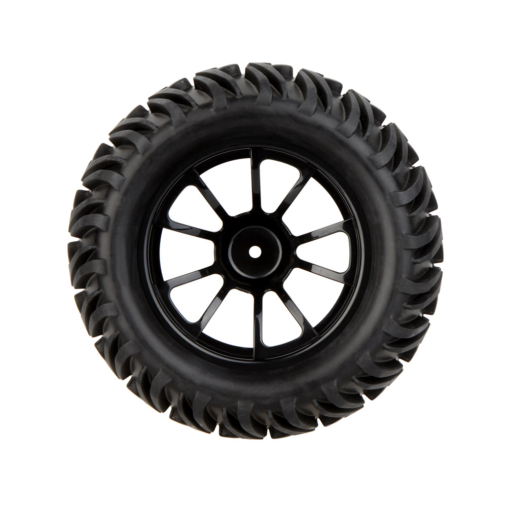 goolrc 4pcs high performance 1 10 monster truck wheel rim and tire