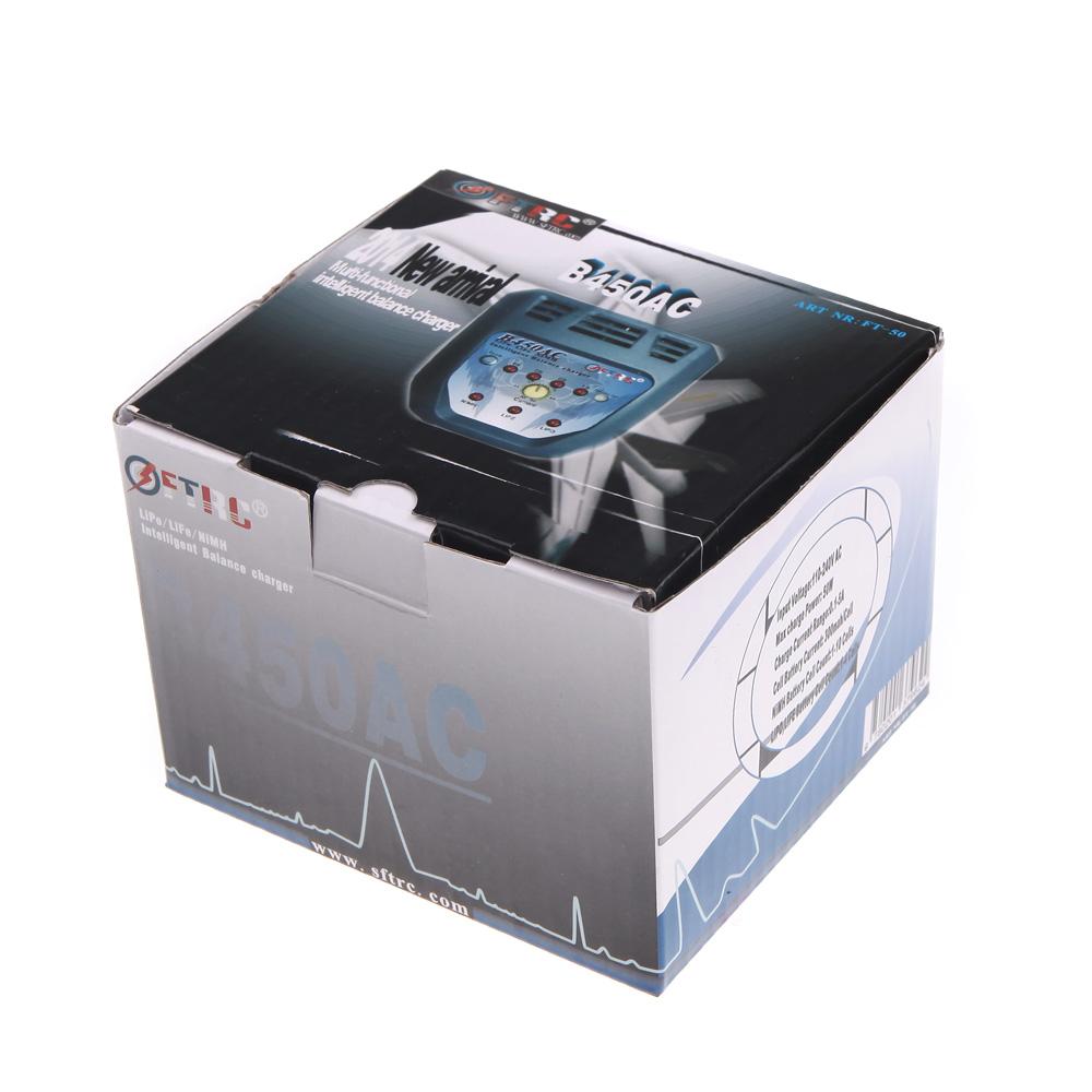Ftrc b450ac multifuncional inteligente equilibrio cargador - Cargador de baterias ...