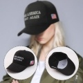 Donald Trump Make America Great Again Unisex Adjustable Baseball Cap Cotton Hats