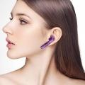Earbuds Ture Wireless BT Double Earphones Twins Earpieces Stereo Music Headset