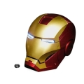 Super Hero Iron Man 1/1 Mask 3 Full Scale Wearable For Kids Toys