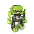 Assemble 4 In 1  Solar Robot Toy Drilling Machine Dinosaur Insect DIY Kit