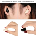 S530 Mini Invisible 4g Earphone Bluetooth 4.1 Headphones