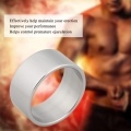 1PCS Metal Penis Ring Delaying Ejaculation Rings Stainless Steel Clit Rings Sturdy Orgasm Rings Cock Ring Penis Ring For Men Sex Products Sex Toys