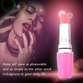 Portable Lipstick Shape Mute Vibrating Jump Egg Female Mini Bullet Powerful Vibrator Sex Toy Adult Sex Products for Woman