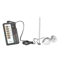 Electro Massager Prostate G-Spot Anal Plug Electric Shock Male Urethral Penis Masturbation Sex Toys