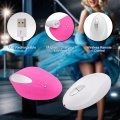 12 Modes Wearable USB Rechargeable Female Masturbation Massager Wireless Remote Control Clitoral Stimulator Invisible Vibrating Egg For Women Sex Toys