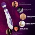 AV Multi-speed Vibrator Vagina Clitoris Stimulator Wand For Women Magic Wand Breast Massager Dildo Masturbator Sex Products