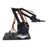DIYロボットハンド機械アームロボットクローセットアクリル+スクリューパック
