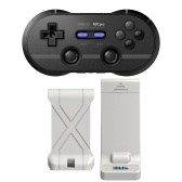 8Bitdo N30 Pro 2 Controller BT Gamepad with Mount Stand