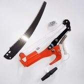 2 in 1 Tree Trimmer High Limb Branch Pruning Shears
