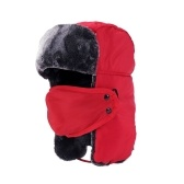 Winter hat men and women winter Lei Feng hat