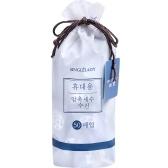 Asciugamano detergente compresso usa e getta di ricambio da viaggio