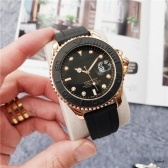 European and American foreign trade new spot AliExpress silicone watch manufacturers spot 2