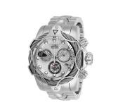 2020nvicta новый спот Бразилия горячие продажи серии Inverta большие мужские кварцевые часы со стальным ремешком Goldblack