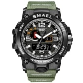 SMAEL new watch authentic fashion sports multifunctional electronic watch men