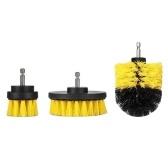 Escova de perfuração elétrica para ferramenta de uso doméstico