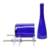 Стеклянная бутылка режущий инструмент бутылка вина резак DIY резки винная бутылка инструмент резак стекло нож красный синий черный прозрачный
