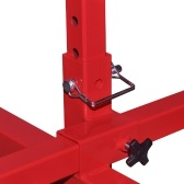 Mobile trestle Red