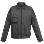 Мужская рабочая куртка Размер XXL Серый