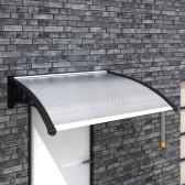Türvordach 120 x 100 cm