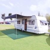 Alfombra de camping 250 x 600 cm Verde