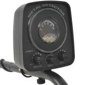 Metal detector con indicatore LED 300 cm