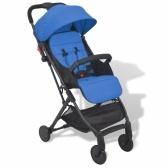 Kinderwagen 89x47,5x104 cm blau