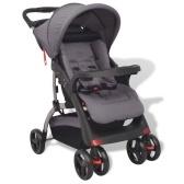 Stroller stroller 102x52x100 cm gray