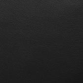 Tkanina ze sztucznej skóry 1,4 x 18 m Czarny