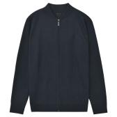 Herren Navy Blue XL Cardigan