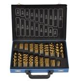 Tips to Drill Case 170 pcs col.oro, drill accessories