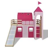 Łóżko młodzieży Cot łóżko piętrowe Game-łóżko dziecięce