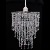 colgante de cristal Kronlampe 22,5 x 30,5 cm